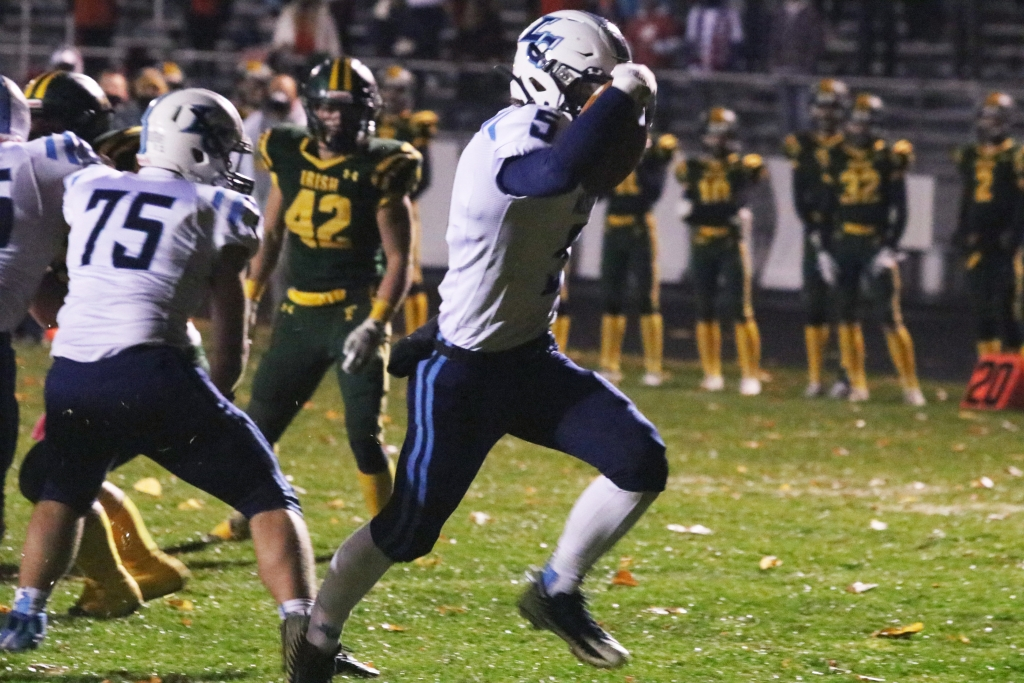 The Little Chute football team didn't know if it would have a game to play Friday until last Monday afternoon. But despite losing days of...