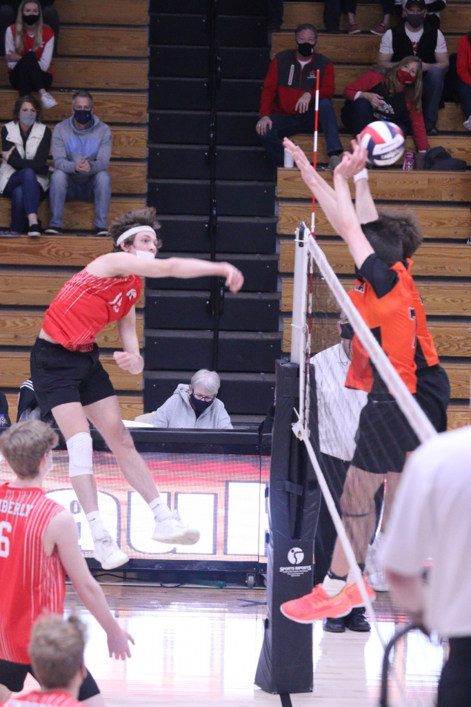The Kimberly boys' volleyball team began its week Thursday with its first loss of the season, on the road at Fox Valley Association rival...