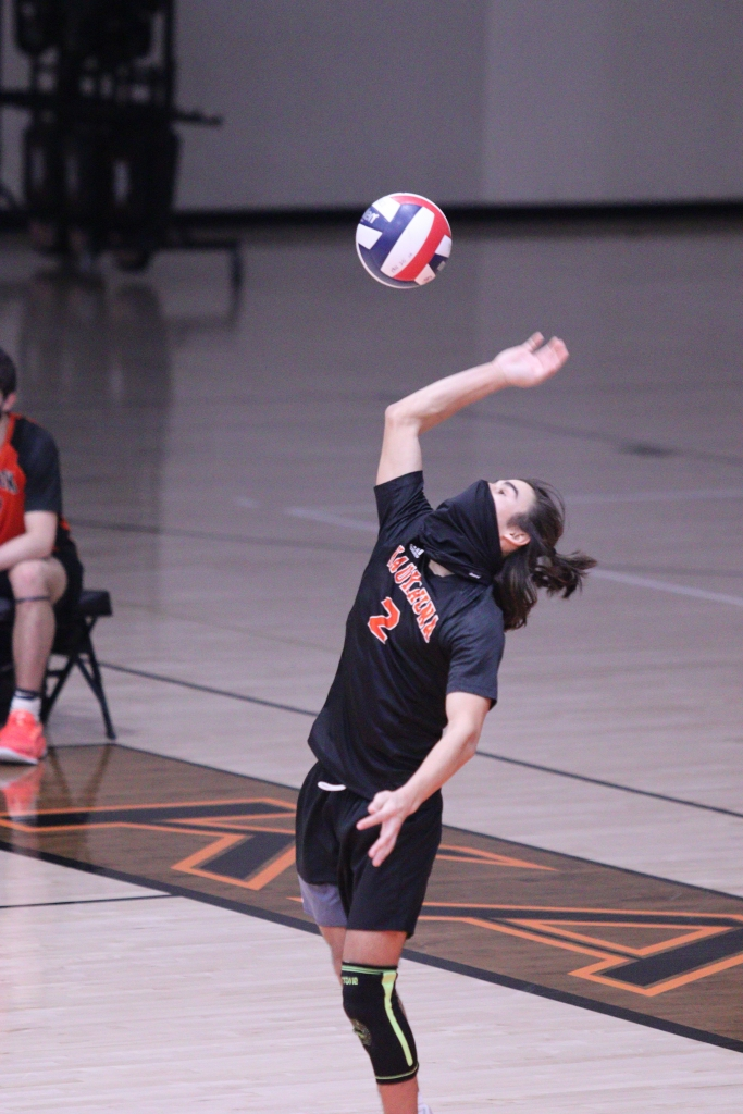 The Kaukauna boys volleyball team picked up its biggest win of the season so far Thursday night against defending state and Fox Valley Association...