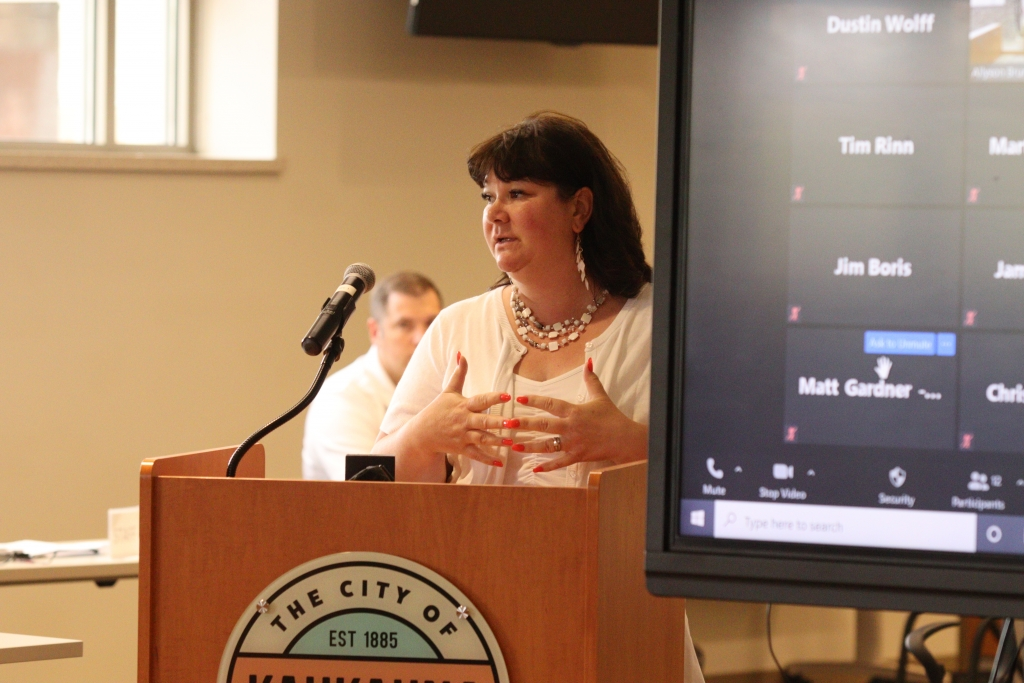 The proponents outnumbered the objectors at last week's Kaukauna Plan Commission meeting, with the result being the commission directing...
