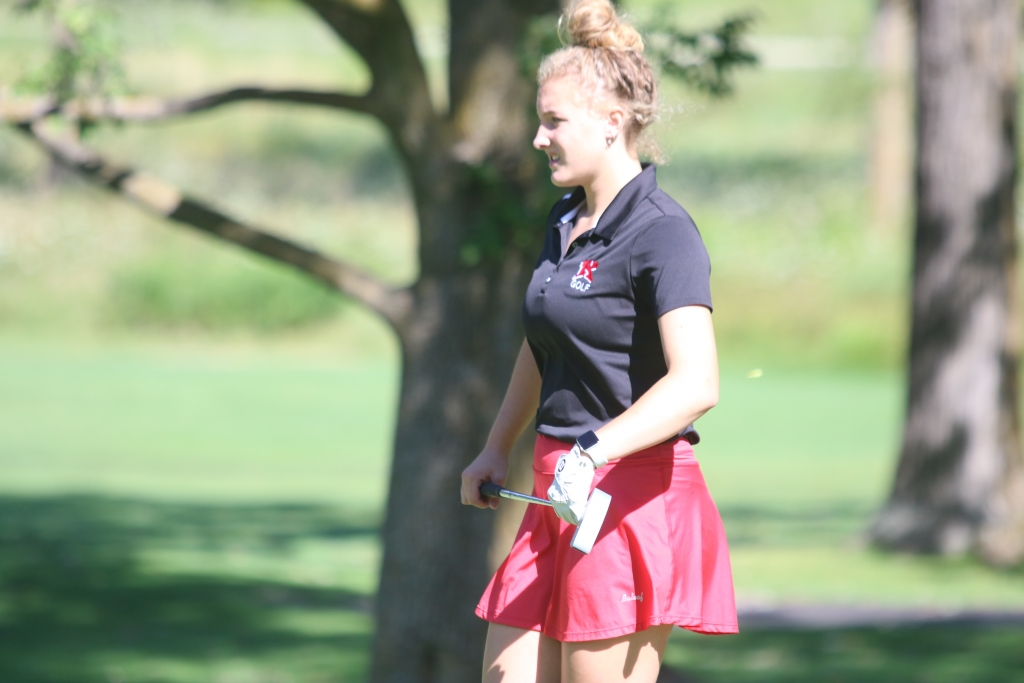 Versus Appleton NorthThe Kimberly girls' golf team took on Appleton North at home at Countryside Golf Course on Tuesday, and despite...