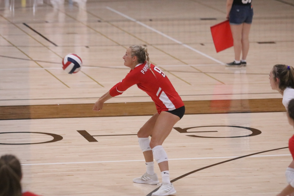 The Kimberly girls' volleyball team won a five-set affair over Appleton East Thursday night to remain unbeaten in the early portion of the...