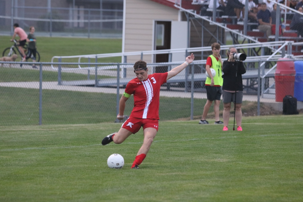 The Kimberly boys' soccer team had a few early-season tests against some of the top teams in the state in Division 1, but maybe that...