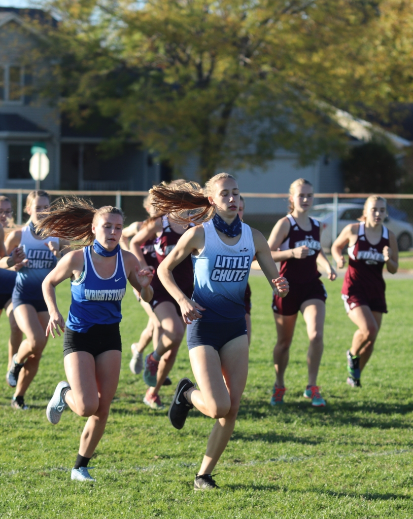 With a second-place finish at a Division 2 sectional Saturday afternoon in Tomahawk, finishing just two points behind first-place Freedom, the Little...