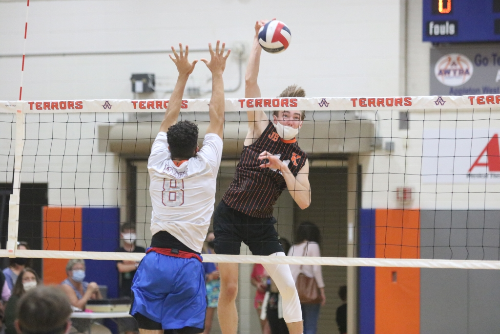 The Kaukauna boys' volleyball team began the season 7-0 with seven non-conference victories – including four wins over four different...