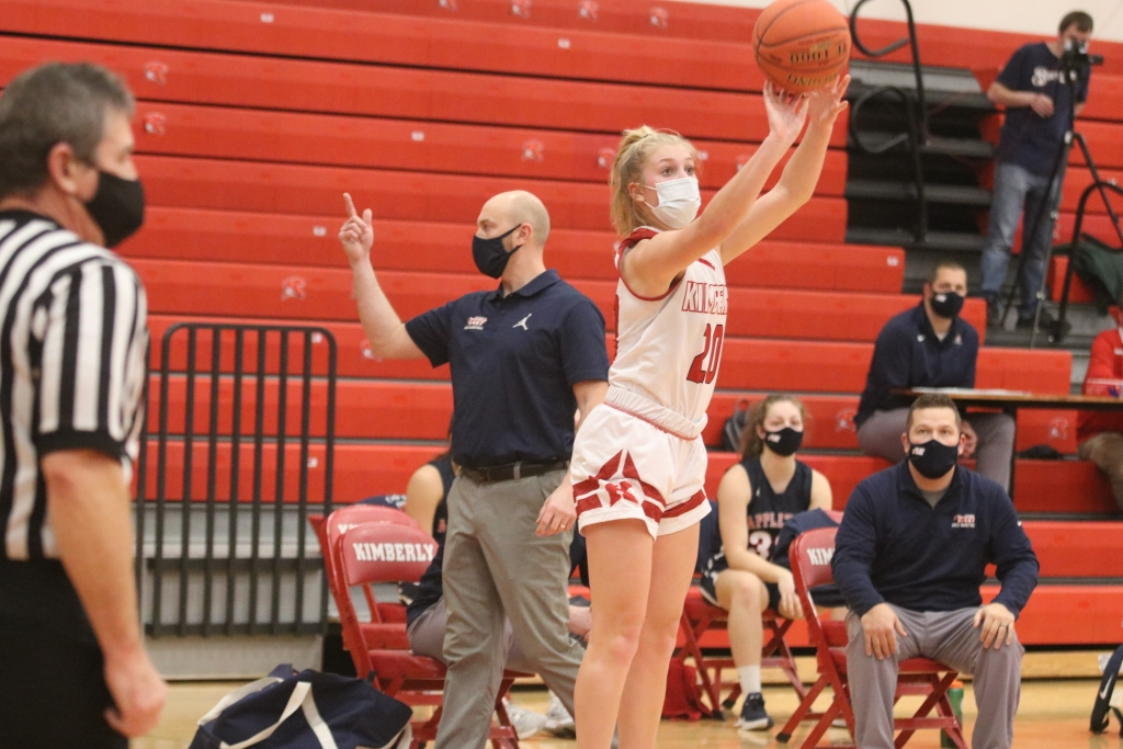 The Kimberly girls' home loss to Neenah on Jan. 4 is beginning to feel more like an aberration as last week, the Makers responded with a road...