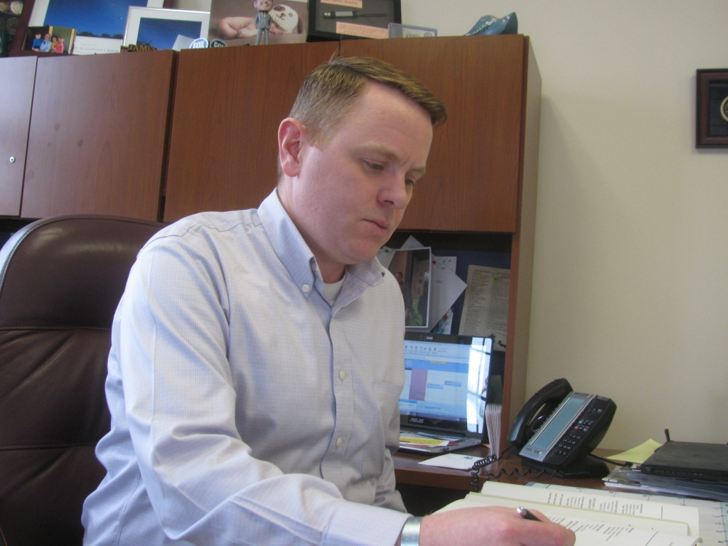James Fenlon recently announced his resignation as Little Chute Village Administrator. The announcement came as a surprise to many people who work...