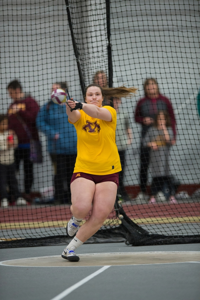 Little Chute's Tess Keyzers, now a junior at the University of Minnesota, won her first Big 10 championship last weekend, finishing first in...