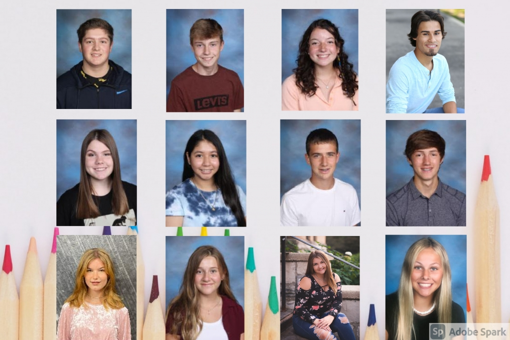 Kaukauna High School has selected 12 students as students of the month for March of the 2020-21 school year. Students are selected by a staff...